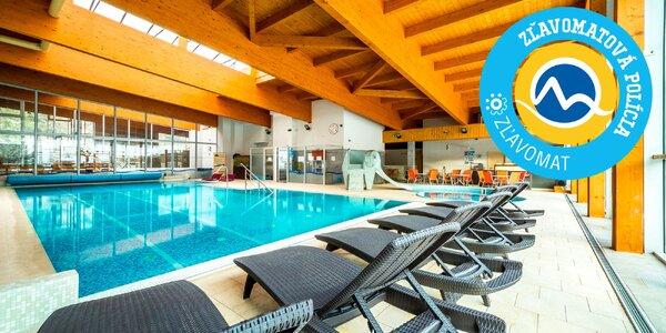 Jesenný relax v pohorí Beskýd a Javorníkov v hoteli Čertov***
