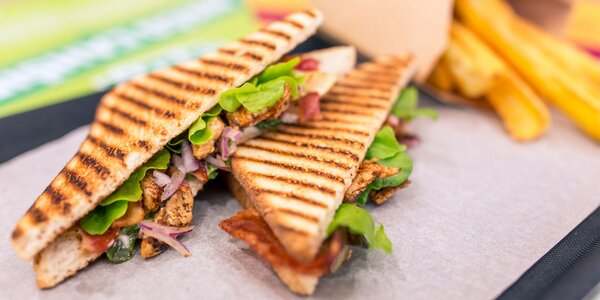 Neodolateľne chutný toastwich so zemiačkami TWIST od MISHTE