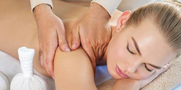 Lymfodrenáž, masáže tela a fyzioterapia