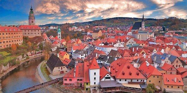 Ubytovanie v krásnom Českom Krumlove v Penzióne Franko