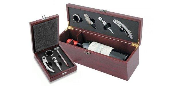 Malá alebo veľká darčeková sada na víno