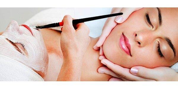 6 eur za kozmetickú masáž tváre a výživnú masku