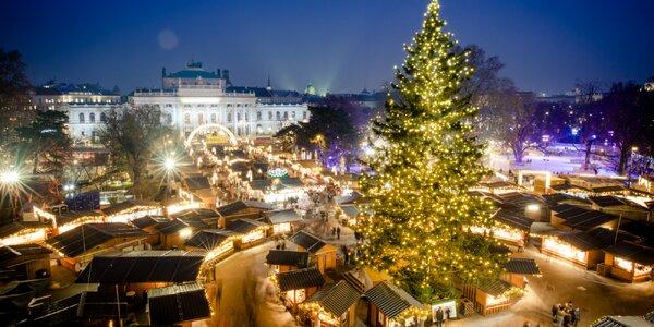 Adventný zájazd do krásnej Viedne