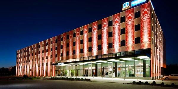 Pobyt v Krakove v 4 * hoteli s raňajkami, bazénom a saunou