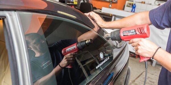 Autofólie na okná pre vaše auto