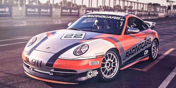 Zajazdite si na SLOVAKIA RINGU v Porsche 911 GT3 S2 alebo Porsche Cayman S