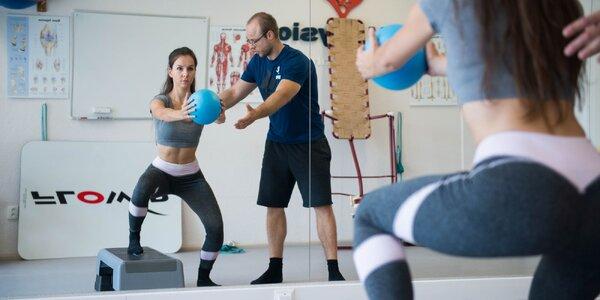 Diagnostika pohybového aparátu + cvičenie