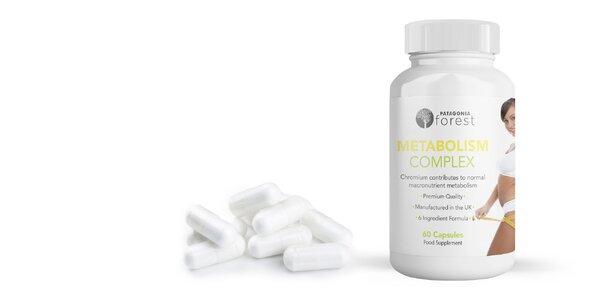 Výživový doplnok pre váš metabolizmus