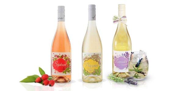 Šumivé vína - tá pravá chuť a osvieženie
