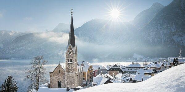 Predvianočný Mariazell a Hallstattský beh Čertov