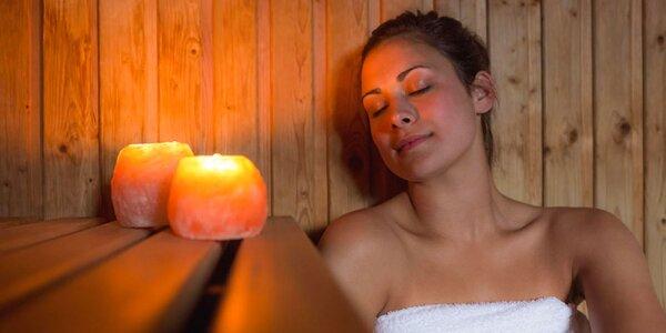 Oddych a relax pre dvoch v privátnom wellness