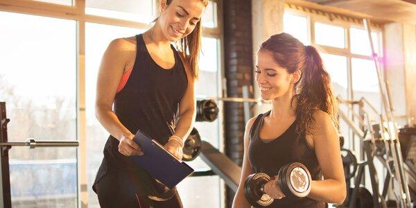 Cvičenie pre mamičky alebo s osobnou trénerkou