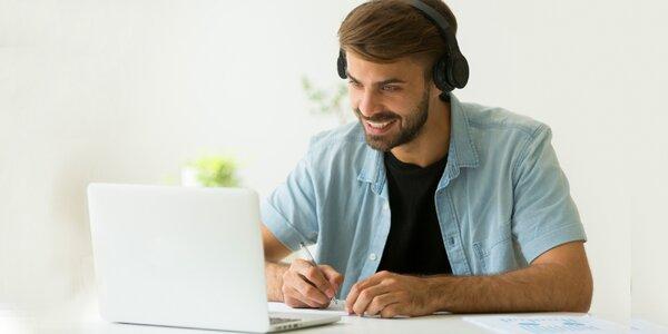 Dobrodružné konverzačné Skype jazykové hodiny