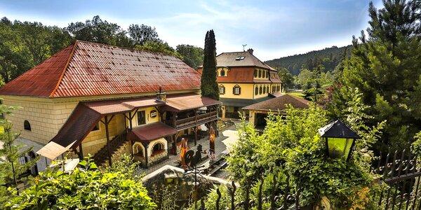 Pobyt v Kúpeľoch Leopoldov: 2–3 dni božskej relaxácie pri zámku