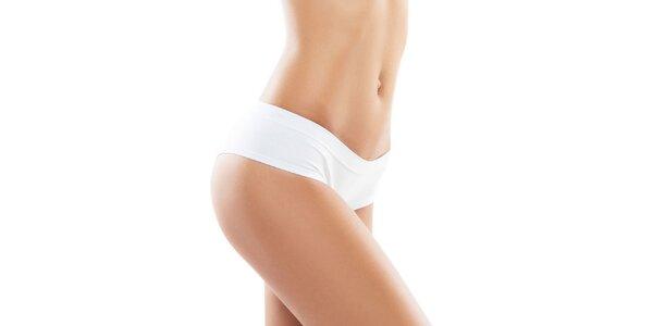 3 v 1 - ultrazvuková liposukcia, rádiofrekvencia a lymfodrenáž
