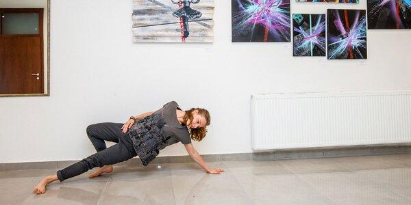 Tanec ako terapia alebo Body forming v Art Studio Z