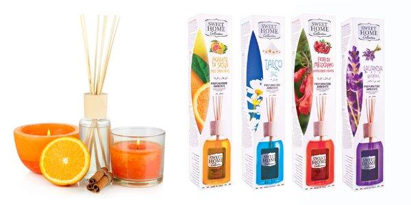 Talianské izbové difuzéry Sweet Home Collection