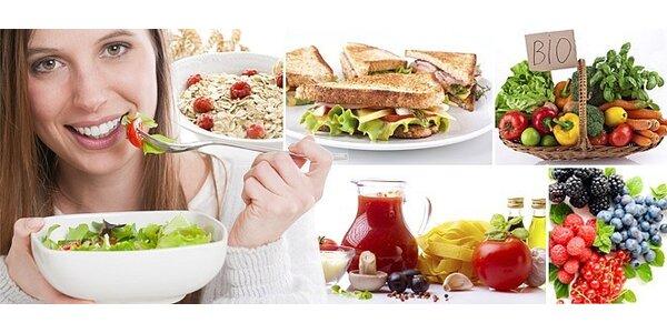 Zdravé celodenné menu na 3 dni