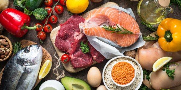 Účinný personalizovaný stravovací plán