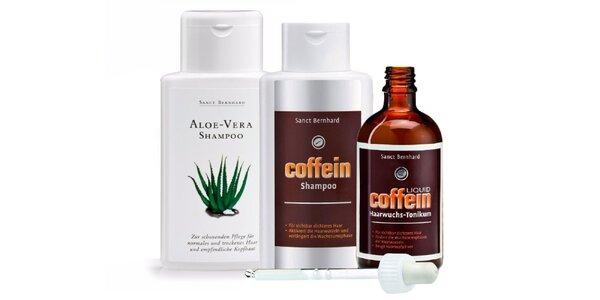 Šampón alebo tonikum proti vypadávaniu vlasov