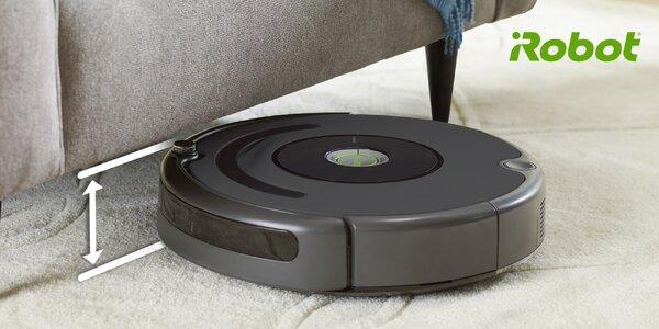 Inteligentný robotický vysávač Roomba 676