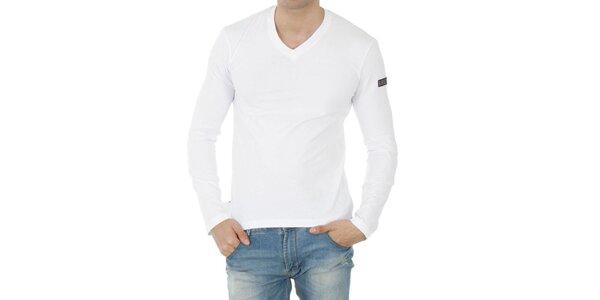Pánske biele tričko Bikkembergs