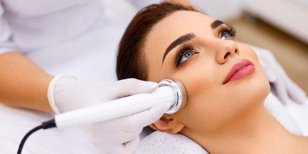 Vysokoúčinna rádiofrekvenčná terapia tváre a tela