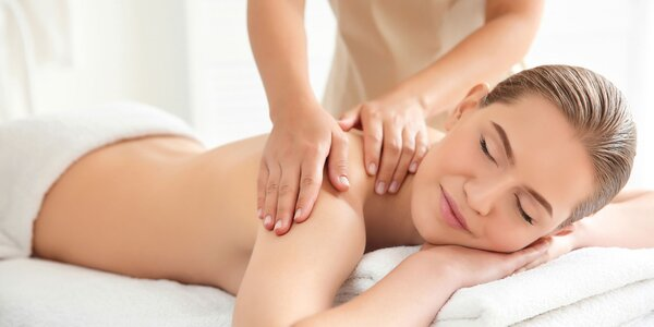 Regeneračná, relaxačná alebo lymfodrenážna masáž