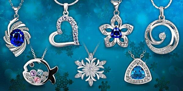 Krásne šperky s kryštálmi Swarovski a zirkónmi ee6363b8329