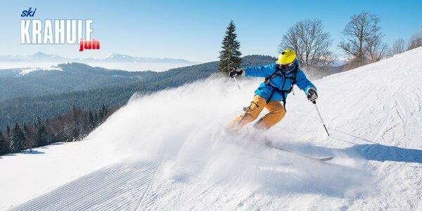 Celosezónny skipas v Ski Krahule