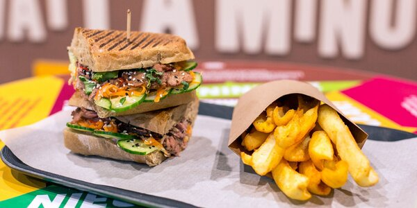 Banh Mi sendvič či poukaz (30, 50€) v Mishte