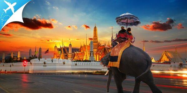 Spoznajte pamiatky, vône, chute a zvuky Thajska v Bangkoku a na Phukete