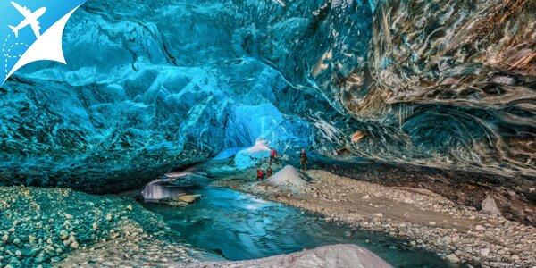 Lietadlom na Island - bohatý program, polárna žiara a ubytovanie pri ľadovcoch