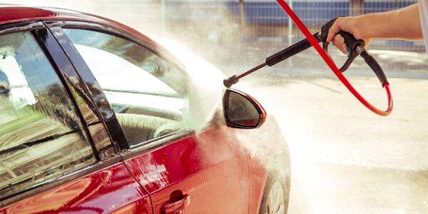 Až 50 € poukaz na viacnásobné umytie auta