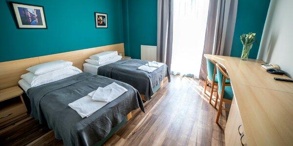 Príjemný pobyt v Hoteli TeleDom*** v centre Košíc