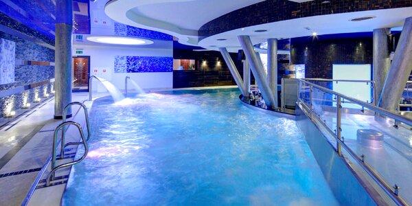 Wellness relaxačný pobyt pre dvoch v obľúbenom Hoteli Blue Diamond****
