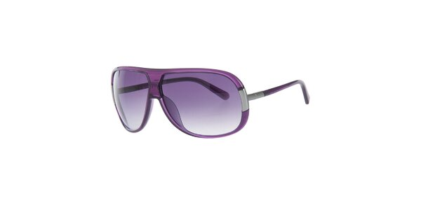 Pánske fialové slnečné okuliare Calvin Klein