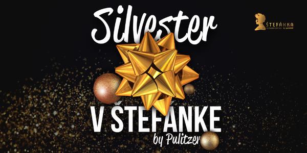 Slávnostný SILVESTER s hudobným programom v Štefánke by Pulitzer