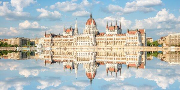 Výlet na druhú stranu Dunaja do Budapešti a Tropicaria