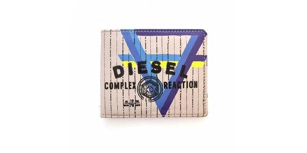 Dámska peněženka Diesel s potlačou
