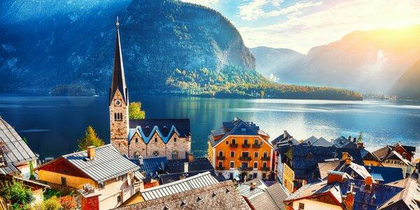 Hallstatt – babie leto v rakúskych Alpách