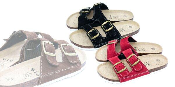 d71e9791376c Pohodlné bio papuče TexBase pre pánov i dámy