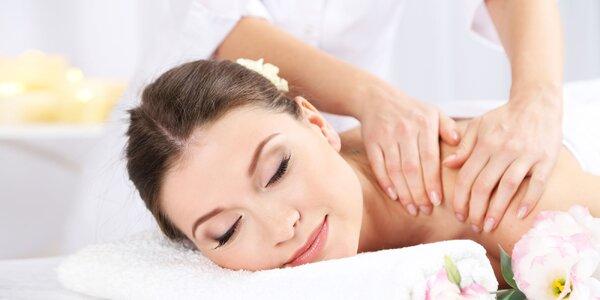 Relax s klasickou masážou a privátnou saunou
