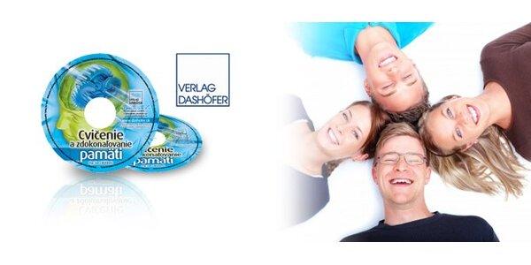 9,50 eur za CD-ROM Cvičenie a zdokonaľovanie pamäti