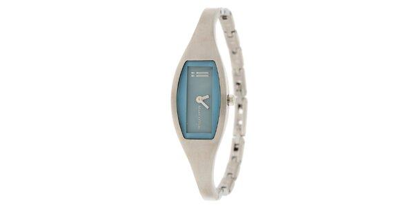 Dámske náramkové hodinky Marc O´Polo s bielymi datailami