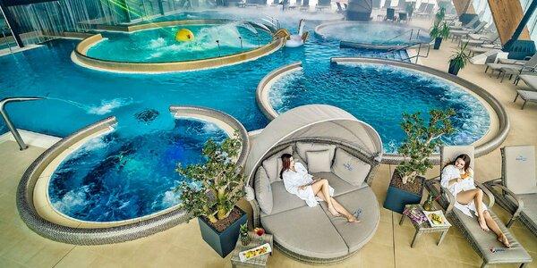 Celodenné vstupy do AquaCity Poprad. Aj cez jarné prázdniny!