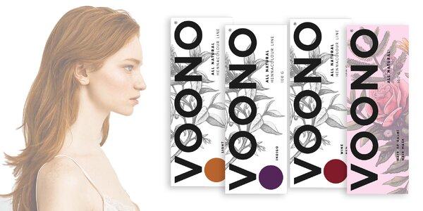Farby na vlasy HENNA v 9 sýtych odtieňoch