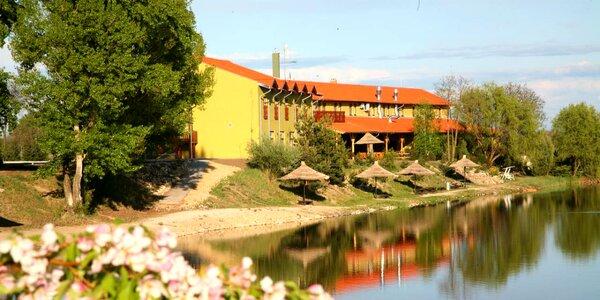 Ubytovanie v Penzióne Zlatá Ryba s wellness a výhodnými podmienkami pre deti