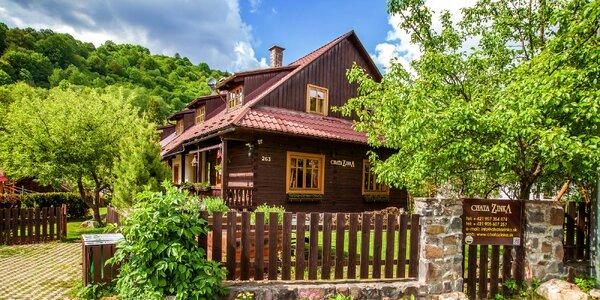 Útulné ubytovanie pod Tatrami vo Wellness chate Zinka