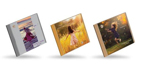 CD Výchova v kocke: Princípy výchovy a nevýchovy, emócie a stres, rodičia a deti